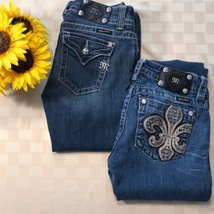 Miss Me Jeans Bundle 2 Pair